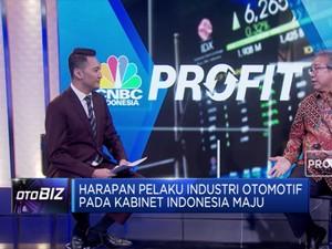 Masukan Gaikindo Bagi Kabinet Indonesia Maju