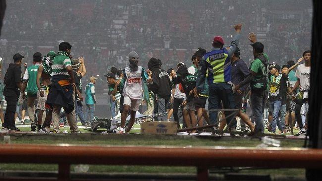 Rusuh Bonek Dikhawatirkan Halangi GBT Jadi Venue Piala Dunia