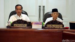 Jokowi-Ma'ruf Buka-bukaan soal Virus Corona, Apa Pesannya?