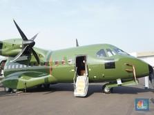 TOP! Pesawat Made in Bandung Siap Terbang Diekspor ke Senegal
