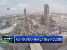 PGN Bakal Menaikkan Harga Gas untuk Industri