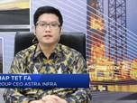 Astra Infra Siap Tambah Kepemilikan Saham Tol Cipali Jadi 55%