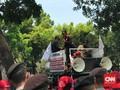 Buruh DKI Demo Minta UMP Jadi Rp4,6 Juta