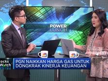 Harga Gas Industri Naik, Kinerja PGN Diproyeksi Melesat