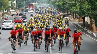 Tour de Borobudur ke-19 Lintasi 6 Objek Wisata