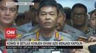 VIDEO: Komisi III Setujui, Komjen Idham Azis Minta Doa Restu