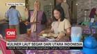 VIDEO: Kuliner Laut Segar dari Utara Indonesia