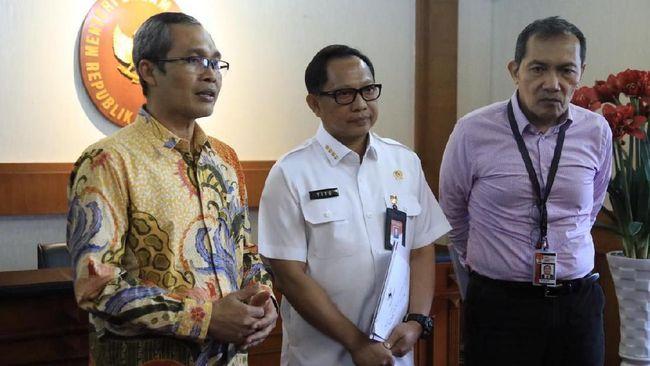 Awasi APBD Rp800 Triliun, Tito Bakal Kumpulkan Kepala Daerah