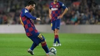 10 Penendang Bebas yang Lebih Hebat dari Messi