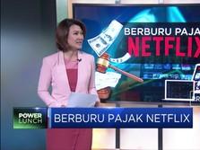 Berburu Pajak Netflix
