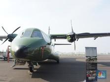 Bangga! RI Ekspor Pesawat Militer ke Nepal