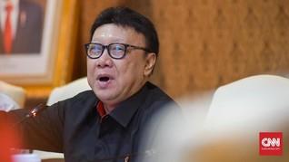 Tjahjo Kumolo 'Ogah' Tambah Libur untuk PNS di Kemenpan RB