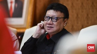 Tjahjo Kumolo Ingin Contoh Korsel terkait Penerapan Birokrasi