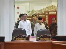 Ramalan Jokowi 'Winter is Coming' Terwujud, RI Kedinginan!