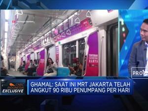 MRT Jakarta Andalkan Pendapatan Non Tiket, Kok Bisa?