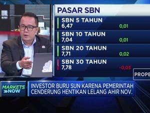Jelang Akhir Tahun, Pasar SUN Cetak Rekor di Rp 1.057 T