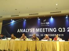 Investor Asing Akumulasi, Saham Bank bjb Naik 0,3%