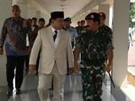 Sorry! Ralat Dahnil, Prabowo Subianto: Kita Akan Terima Gaji