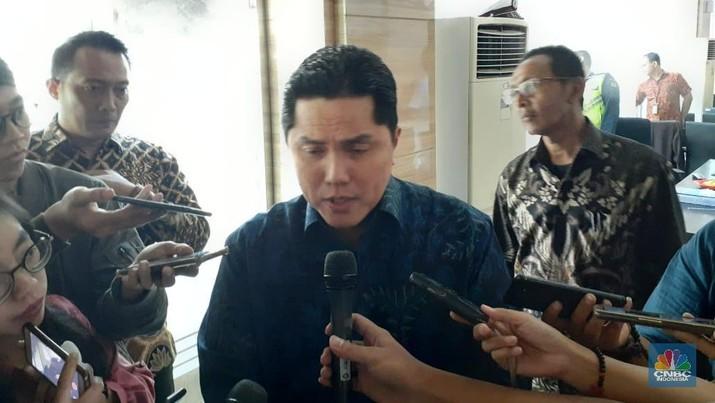 Terungkap, Ada Misi Jokowi di balik sapu bersih eselon I Kementerian BUMN