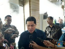 Tuh Kan, Erick Thohir Berburu Calon Bos PLN & Pertamina!