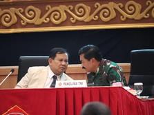 Gaji Menhan Rp 5 Juta Prabowo Ditolak, Tunjangan Rp 50 Juta?