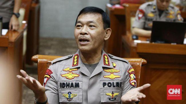 Setumpuk PR Idham Azis di Pucuk Pimpinan Polri