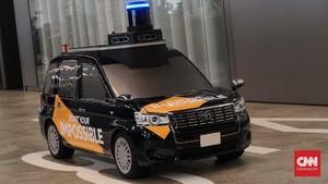 FOTO: Kendaraan dan Robot di Olimpiade dan Paralimpiade 2020