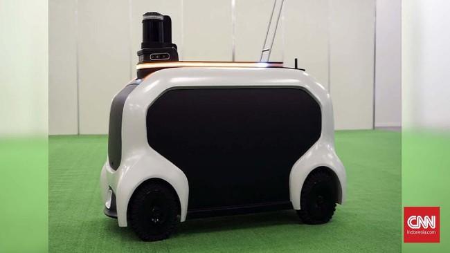 Field Support Robot (FSR) akan membantu para atlet khususnya cabang atletik nomor lempar. Robot FSR dengan navigasi otomatis akan mengumpulkan benda-benda seperti lembing atau martil yang dilempar atlet.