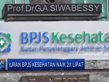 Jokowi Sahkan Aturan Kenaikan Iuran BPJS Kesehatan