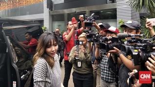 Polisi Minta Gisel Klarifikasi Atas Pelapor Kasus Video Porno