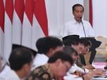 Jokowi Mangkel Gegara RI Masih Impor Pacul Hingga Cangkul