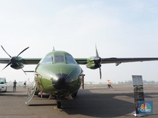 Keren! Penampakan Pesawat Militer RI yang Diekspor ke Nepal