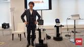 Human Support Robot (HSR) dengan navigasi otomatis akan melayani manusia seperti mengambil dan membawa benda seperti botol minuman. Alat ini potensi digunakan dalam Olimpiade dan Paralimpiade Tokyo 2020.