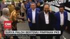 VIDEO: Surya Paloh Bertemu Pimpinan PKS