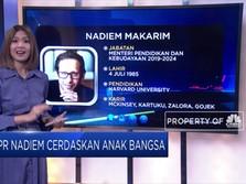 PR Nadiem Cerdaskan Anak Bangsa