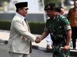 Jadi, Menhan Prabowo Ambil Gajinya Tapi untuk Disumbangkan