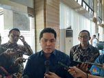 Ahok Jadi Bos BUMN, Erick Thohir Sebut Semua di Tangan Jokowi