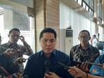 Erick Thohir Mulai Buka Clue Kandidat Dirut Mandiri & Inalum