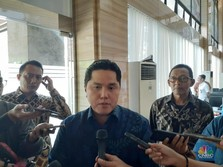 'Tangan Kanan' Erick Thohir: dari Jenderal hingga Auditor EY