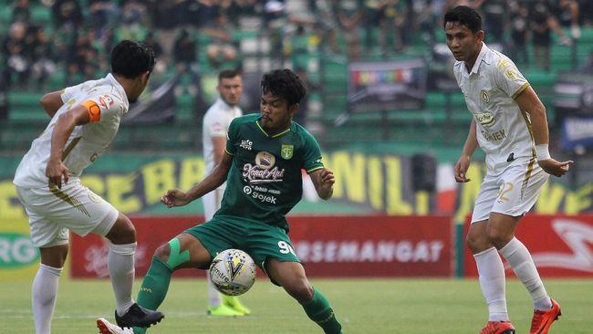 Laga Persebaya vs PSM di Liga 1 Terancam Ditunda