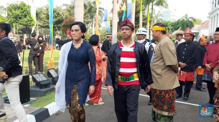 Indonesia belum menghadapi resesi, apalagi depresi.