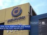 Duh, Pendapatan Jasa Marga Turun 22,75%