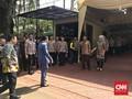 Komisi III DPR Kunjungi Rumah Calon Kapolri