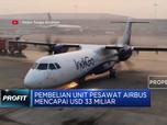 Maskapai Indigo Beli 300 Unit Pesawat Airbus