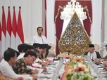 Istana Buru-Buru Tepis Heboh Isu Reshuffle 18 Menteri Jokowi
