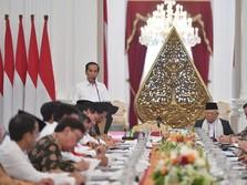 Wahai Para Menteri, Jokowi Belum Puas dengan Kinerja Kalian