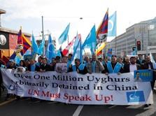 AS Campuri Urusan Muslim Uighur, China Ancam Deal Dagang