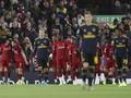 5 Fakta di Balik Banjir Gol Liverpool vs Arsenal