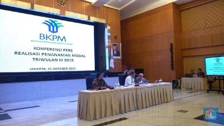 Top Nih! Investasi Asing Tumbuh 17,8% di Kuartal III-2019