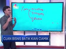 Modal Raup Cuan dari Bisnis Batik